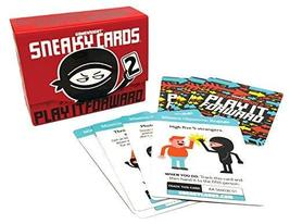 Gamewright  Sneaky Cards 2 - Play It Forward - $8.99