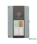 American Crafts™ Kelly Creates Teal Practice Journal - $33.47