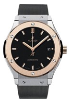 Hublot Classic Fusion Black Dial Black Rubber Mens Watch 511.NO.1181.RX - $8,118.00