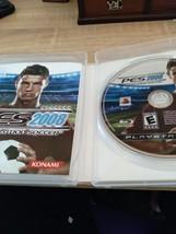 Sony PS3 PES 2008 Pro Evolution Soccer image 2
