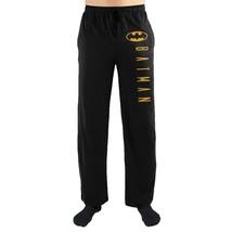 DC Comics Batman Leg Print Mens Loungewear Lounge Pants - $28.95