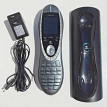 Logitech Harmony 880 Universal Remote Control & L-LG7 Charger UNTESTED A... - $11.89