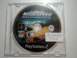 Need for Speed: Hot Pursuit 2 (Sony PlayStation 2, 2002) - $5.44
