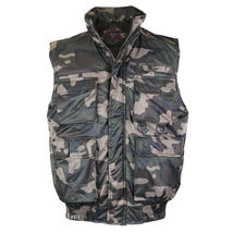 Men's Multi Pocket Military Fishing Hunting Utility Tactical Vest FV-126 image 9