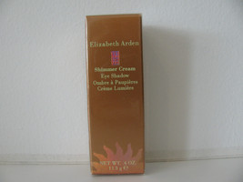 Elizabeth Arden Shimmer Cream Eye Shadow Bronze Beauty Full Size Unsealed  - $7.51