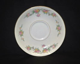 """Old Vintage Countess by Homer Laughlin 5-5/8"""" Saucer Plate circa 1940s - $8.90"""