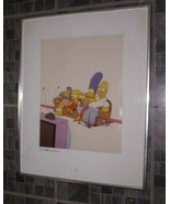 The Simpsons TV Guide Cover Portrait - $149.99