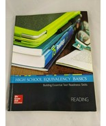 High School Equivalency Basics Reading McGraw Hill - $27.24