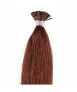 """18"""",22"""" 100grs,100s,I Tip (Stick Tip) Fusion Remy Human Hair Extensions #33 - $98.99 - $128.69"""
