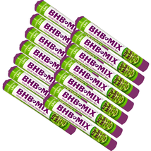 BHB MIX LIME BHB SALTS FAT BURN KETO KETOGENIC KETONES KETOSIS - 14 TUBES - $55.27