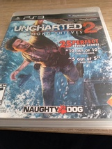 Sony PS3 Uncharted 2: Among Thieves image 1