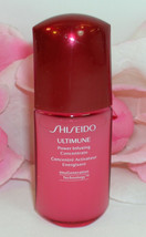 New Shiseido Ultimune Power Infusing Concentrate .33 fl oz / 10 ml Travel Size - $11.99