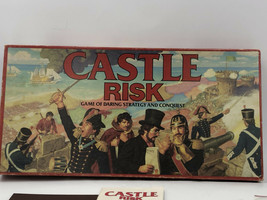 Risk Castle Vintage Board Game - $23.00