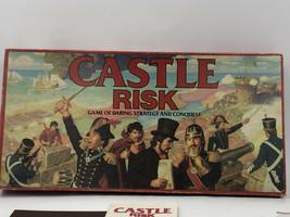 Risk Castle Vintage Board Game - $23.00