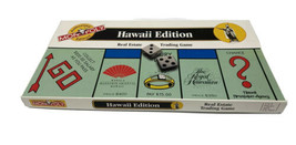 Hawaii Edition Monopoly USAOpoly Hasbro 1996 Complete in Box Board Game - $64.35
