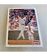 1991 UPPER DECK ML DIAMOND SKILLS JESSE BARFIELD BASEBALL CARD! NY YANKE... - $1.49