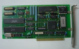 DTC 5150CX 8 BIT ISA Vintage MFM Hard Drive Controller AS IS