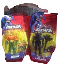 Batman Brave and the Bold Aquaman & Black Manta - $34.65