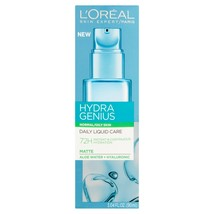 L'Oreal Paris Hydra Genius Daily Liquid Care Normal/Dry Skin 3.04 fl. oz. - $9.85