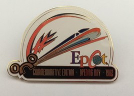 Disney Pin EPCOT Limited Edition Commemorative Edition Opening Day Monorail - £11.29 GBP
