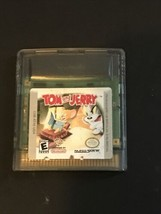 Tom And Jerry  NINTENDO GAMEBOY COLOR GAME Tested WORKING! - $5.93