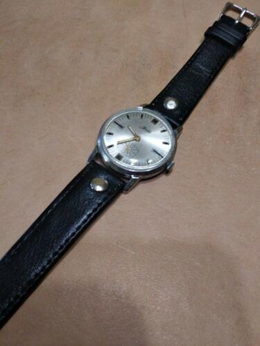 Vintage ZIM  mens wrist watch  vintage 15 Jewels 1960s Original USSR  image 7