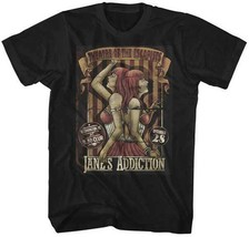 New JANES ADDICTION Siamese Twins  LICENSED  BAND  T-Shirt   - $22.76+