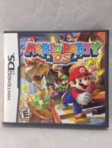 Mario Party: DS  (Nintendo DS, 2007) Original Case - $19.79