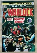 Strange Tales #179 Warlock (1975) Marvel Comics Fine - $34.64