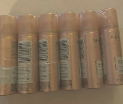 6 Pack Nexxus Travel Size DRY SHAMPOO Refreshing Mist  Unscented 1.16 Oz Each - $11.05