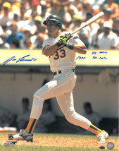 Jose Canseco signed Oakland A's 16x20 Photo 1988 42 HR's & 40 SB's (whit... - $44.95