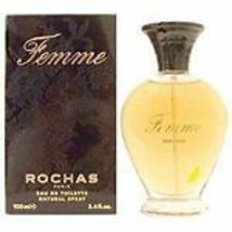 FEMME ROCHAS  by Rochas WOMEN'S EDT SPRAY 3.4 OZ - $99.99