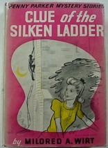 Penny Parker Mystery no.5 Clue of the Silken Ladder Mildred A. Wirt 2nd ... - $36.00