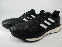 Adidas Energy Boost Misura USA 9.5 M (D) Eu 43 1/3 Uomo Scarpe da Corsa Nero image 3