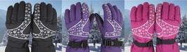 Super Warm Thermal Ski Gloves Waterproof Unisex Snowboard Outdoor Sports... - $268,28 MXN+