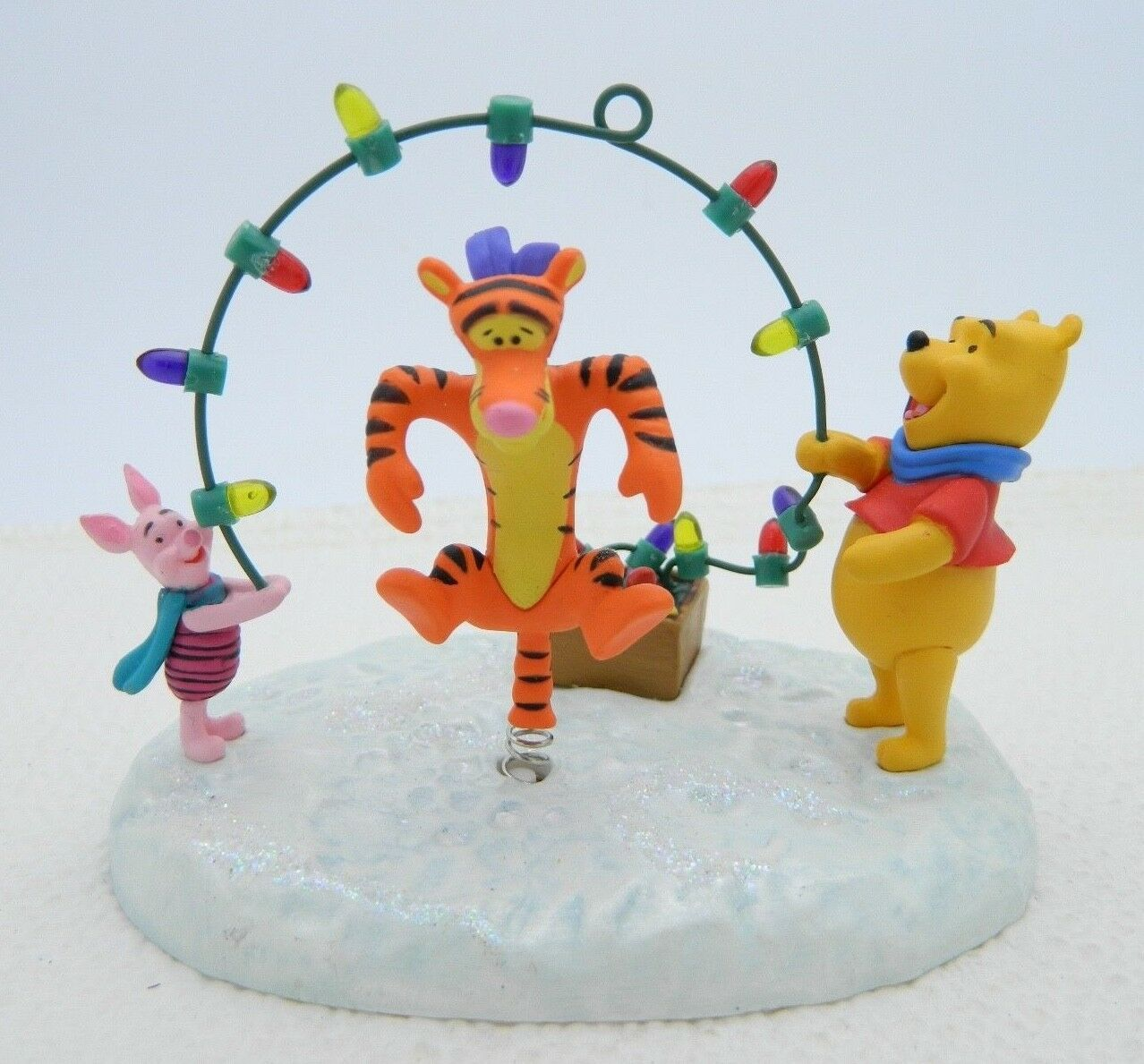 Primary image for Hallmark Ornament 2009 TIGGER'S BOUNCY HOLIDAY Winnie the Pooh Collection PIGLET