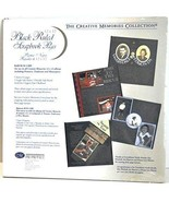 Creative Memories 12x12 Black Ruled Scrapbook Pages Refill RCM-12BR - $29.99