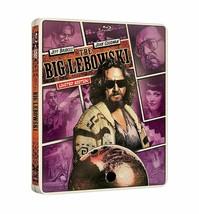 The Big Lebowski SteelBook Includes Digital Copy UltraViolet] [Blu-ray/D... - $23.81