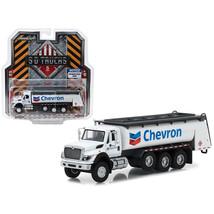 2018 International WorkStar Tanker Truck Chevron White S.D. Trucks Serie... - $26.92