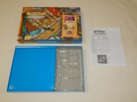 Harry Potter Diagon Alley Board Game Mattel 2001 Box & Inserts & Manual Only - $14.74