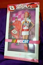 Barbie Dale Earnhardt Jr. Nascar Doll NIB MINT - $29.99