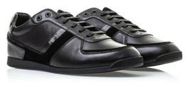 Hugo Boss Green Men's Premium Sport Fashion Sneakers Running Shoes Maze Lowp