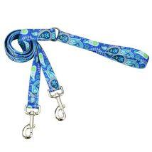 2Hounds Freedom No Pull Dog Harness Medium Paw Paisley WITH Training Leash!   image 2
