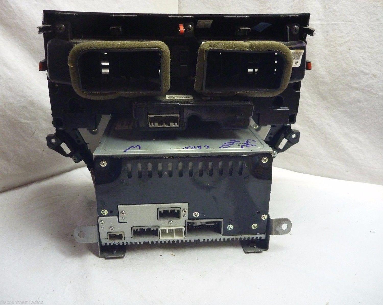 08 09 10 11 12 Honda Accord Radio 6 Disc Cd Player 39100-TA0-A311 3BAB C46515