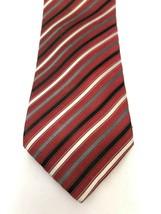 "NEW Geoffrey Beene 100% Silk Necktie Tie 59"" x 3-1/4""Handmade #235 image 2"
