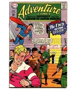 ADVENTURE COMICS #359 comic book 1967-PRISON COVER-SUPERBOY-LEGION - $49.66