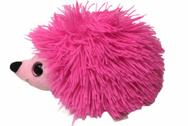 """TY LILLY the HEDGEHOG Beanie Baby Pink Plush Stuffed Animal 7"""" - $10.39"""