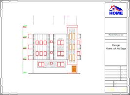 Custom Modern House Plans 4 Bedroom & 5 Bathroom With Original CAD & PDF - $24.74