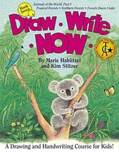 Draw Write Now Book 7: Animals of the World Part 1: Forest Animals [Pape... - $13.81