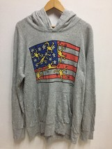 Vintage 80s Keith Haring Sweatshirt Hoodies American Pop Art Design Andy... - $70.00